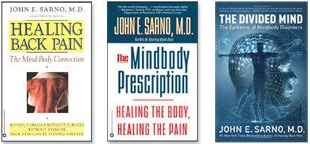 dr sarno's books on healing body pain - Mind-Body Connection-Healing Back Pain-Mind Over Back Pain-Dr Sarno Method